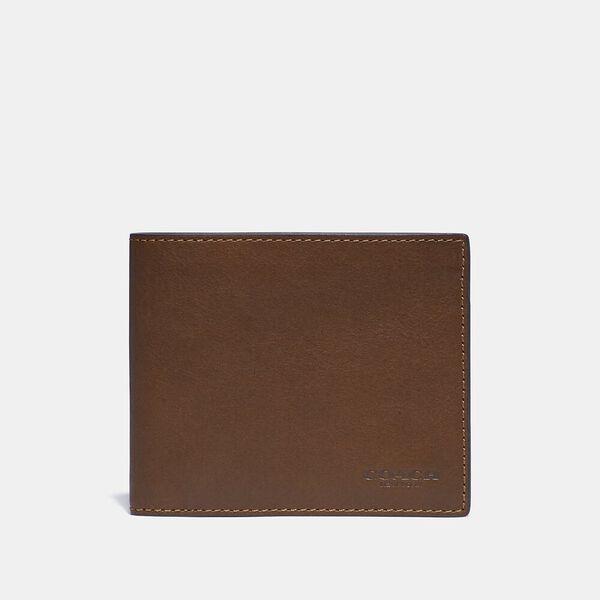 Fashion Runway Coach 3-In-1 Wallet