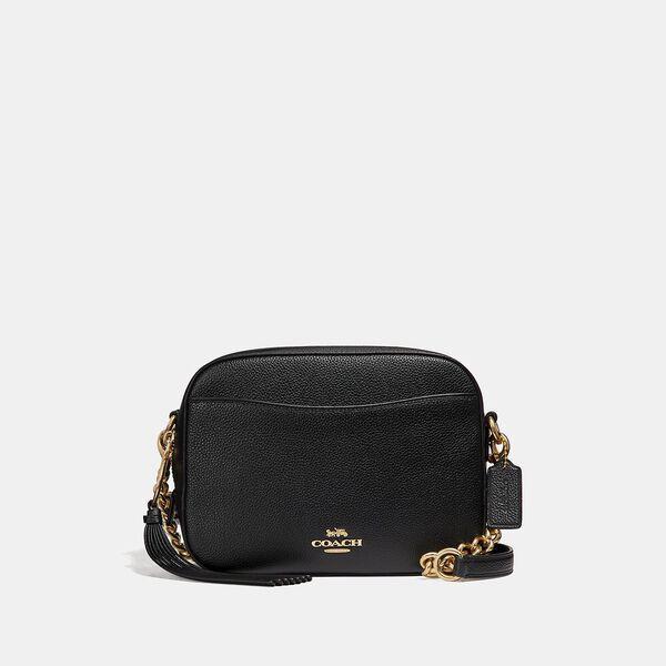 Fashion Runway Coach Camera Bag