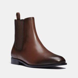 Fashion Runway Coach Metropolitan Chelsea Boot