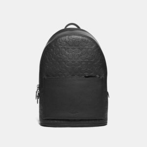 Fashion Runway Coach Metropolitan Soft Backpack In Signature Leather
