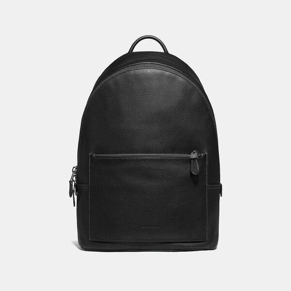 Fashion Runway Coach Metropolitan Soft Backpack