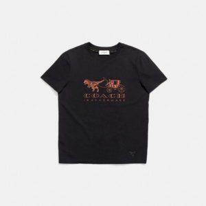 Fashion Runway Coach Rexy And Carriage T-Shirt