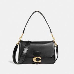 Fashion Runway Coach Soft Tabby Shoulder Bag