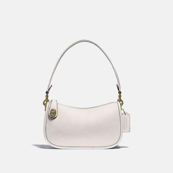 Fashion Runway Coach Swinger Bag