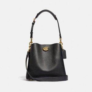 Fashion Runway Coach Willow Bucket Bag