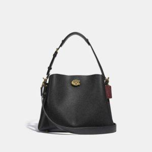 Fashion Runway Coach Willow Shoulder Bag