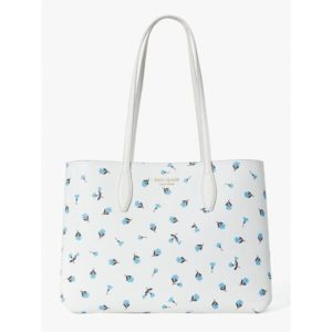 Fashion Runway - all day dainty bloom large tote