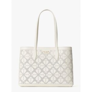 Fashion Runway - all day perforated large tote