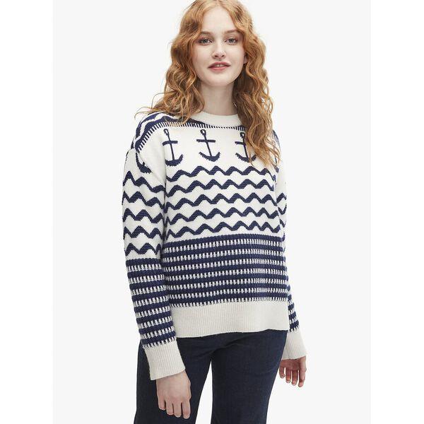 Fashion Runway - anchor sweater