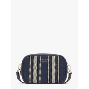 Fashion Runway - astrid canvas stripe medium camera bag