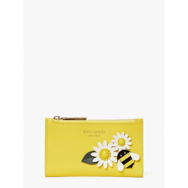 Fashion Runway - buzz small slim bifold wallet