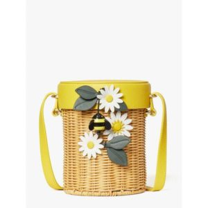 Fashion Runway - buzz wicker honey pot crossbody