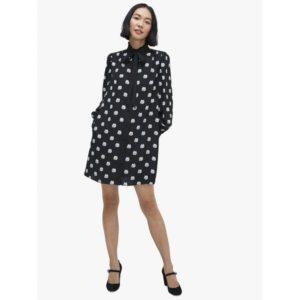 Fashion Runway - cat dot shirtdress