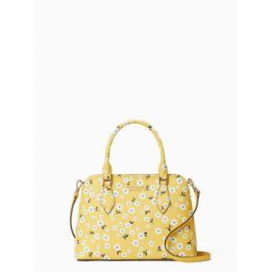 Fashion Runway - darcy fleurette toss small satchel
