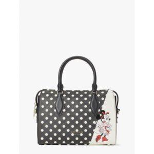 Fashion Runway - disney x kate spade new york minnie mouse medium satchel