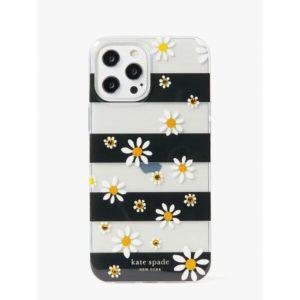 Fashion Runway - jeweled daisy dot iphone 12 pro max case
