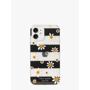 Fashion Runway - jeweled daisy dots iphone 12 mini case