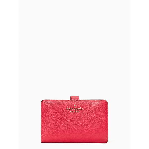 Fashion Runway - leila medium compact bifold wallet