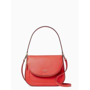 Fashion Runway - leila medium flap shoulder bag