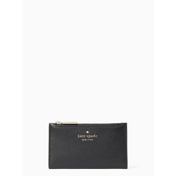 Fashion Runway - leila small slim bifold wallet