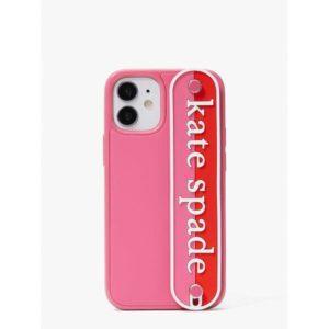 Fashion Runway - logo strap iphone 12 mini case