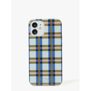 Fashion Runway - plaid iphone 12 mini case