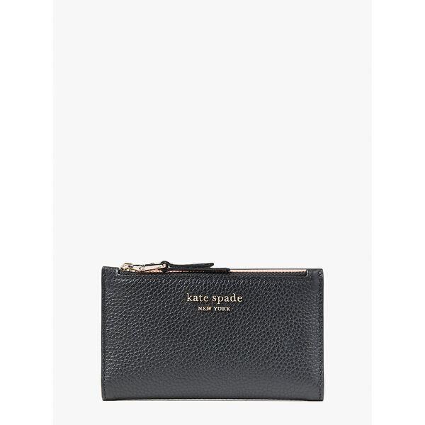 Fashion Runway - roulette small slim bifold wallet