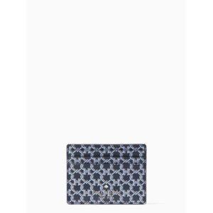 Fashion Runway - spade link small slim card holder