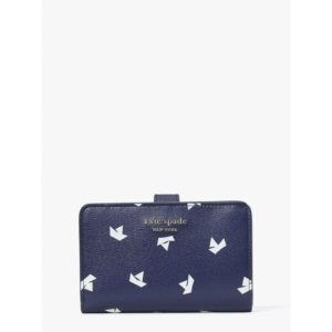 Fashion Runway - spencer paper boats compact wallet