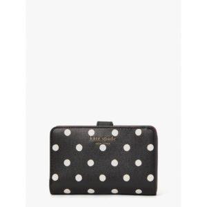 Fashion Runway - spencer sunshine dot compact wallet