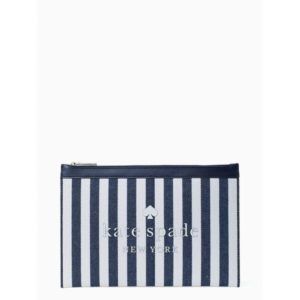 Fashion Runway - street tote large zip pouch