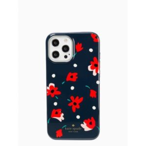 Fashion Runway - whimsy floral  12 pro max iphone case